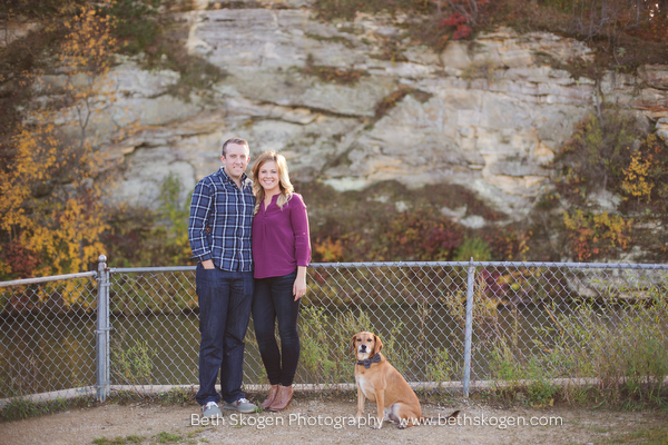 Engagement Session - Madison, Wisconsin