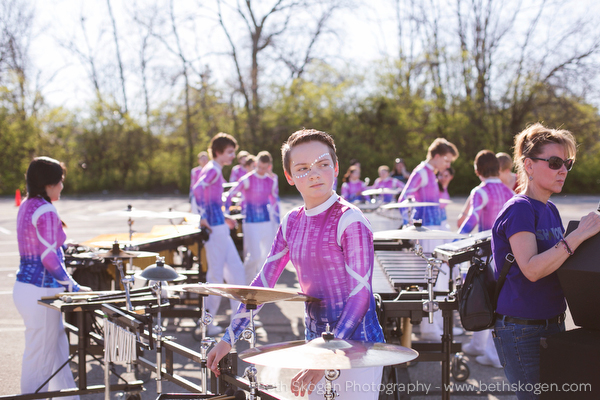 Shadow Indoor Percussion