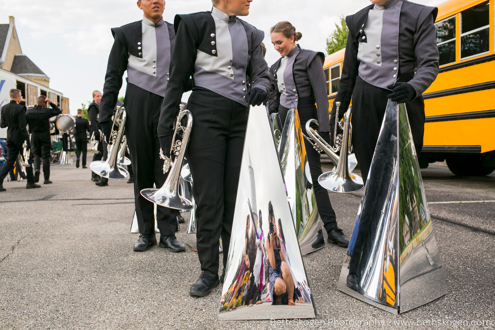 Shadow Drum and Bugle Corps