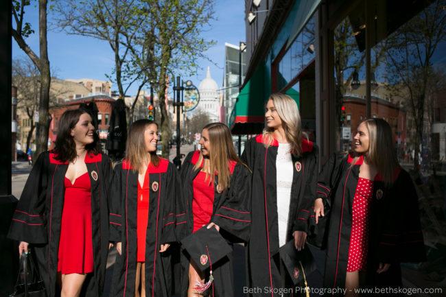 Beth Skogen - UW Graduation